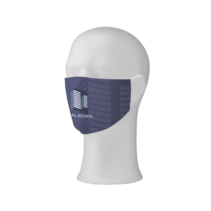 Comfy Face Mask Full Colour mondkapje