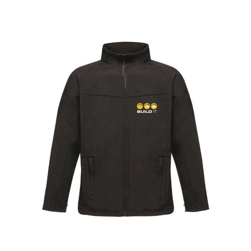 Regatta Uproar SoftShell Jacket herenjack