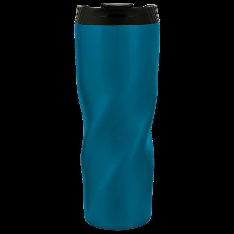 Vacuüm Thermobeker Helix - Neonblauw