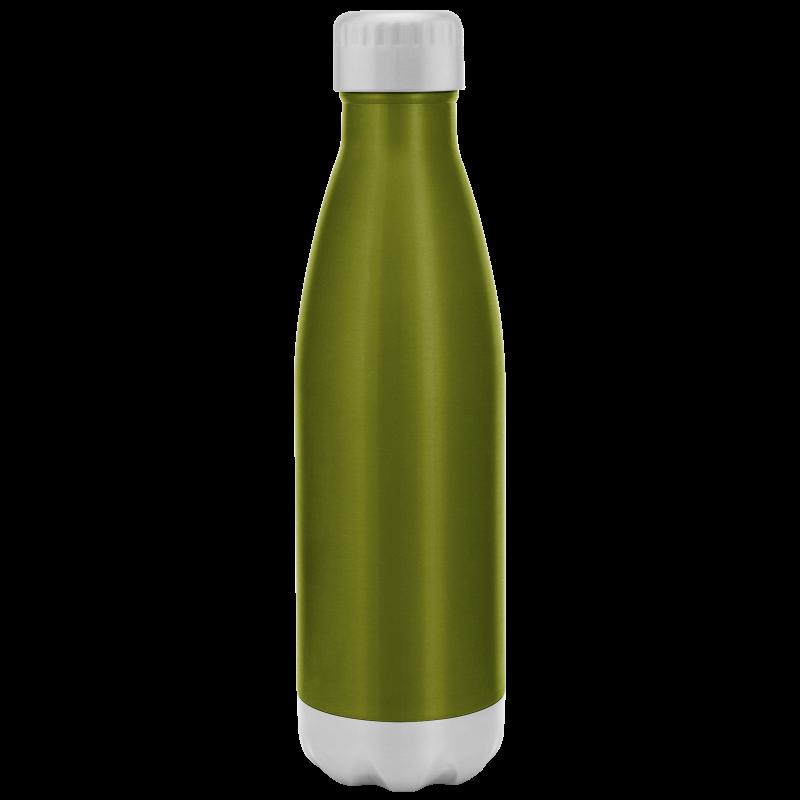 Vacuüm Drinkfles Colorado - Legergroen