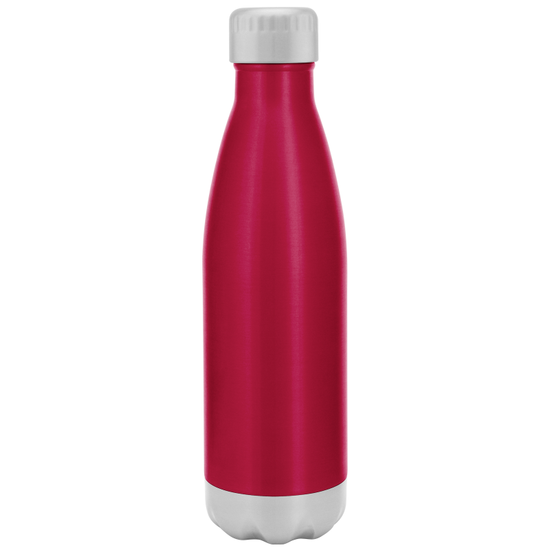 Vacuüm Drinkfles Colorado - Donkerrood