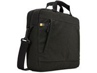 "Case Logic Huxton Laptop Attache 14"" No personalization Zwart"
