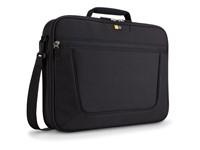 "Case Logic Value Laptop Bag 17.3"" No personalization Zwart"