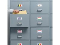 EU Flag Domed Stickers Elke kleur mogelijk