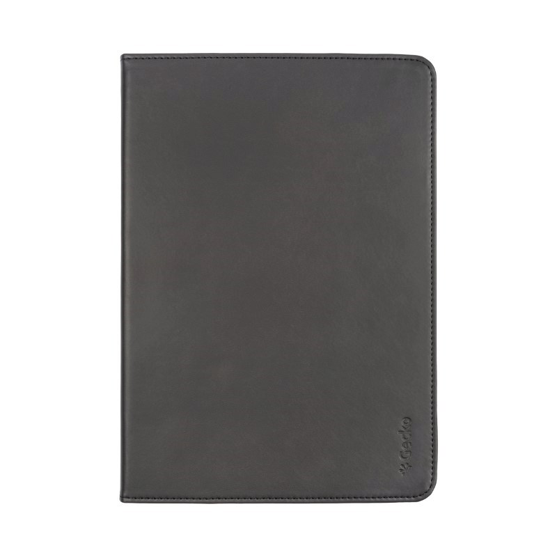Gecko Apple iPad 10.2 inch (2019) Easy-Click Cover Thermal print in full color Zwart