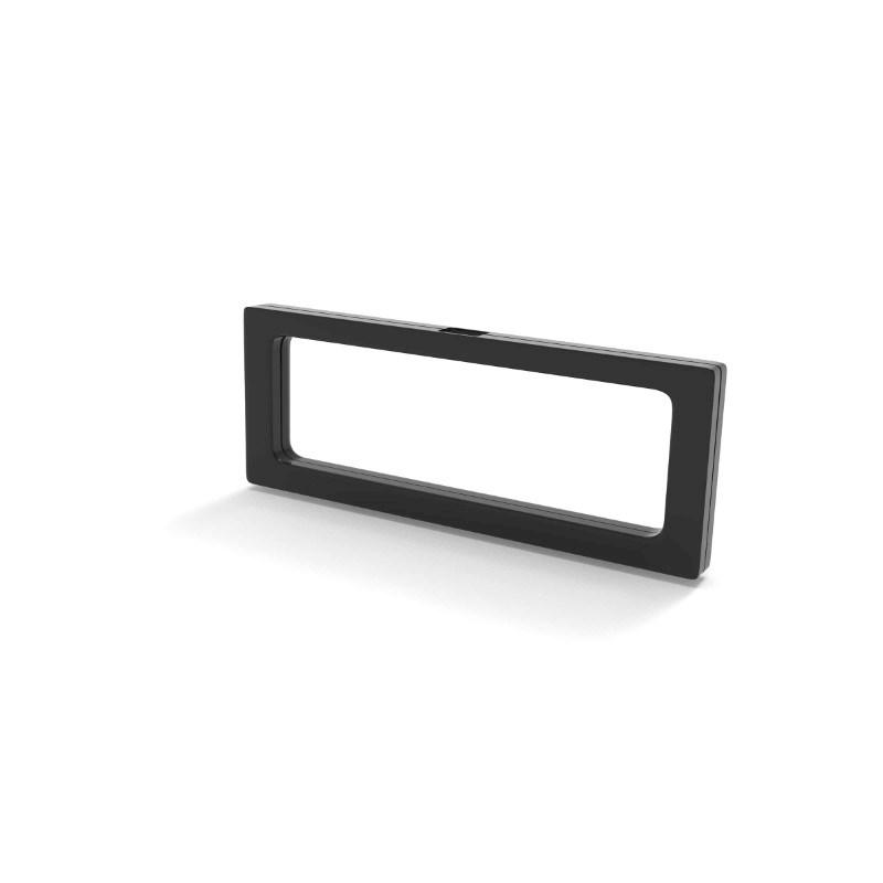 Gift Box Frame 7 x 7 x 2 cm Zwart