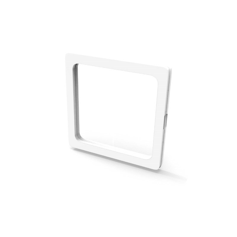 Gift Box Frame 7 x 7 x 2 cm Wit