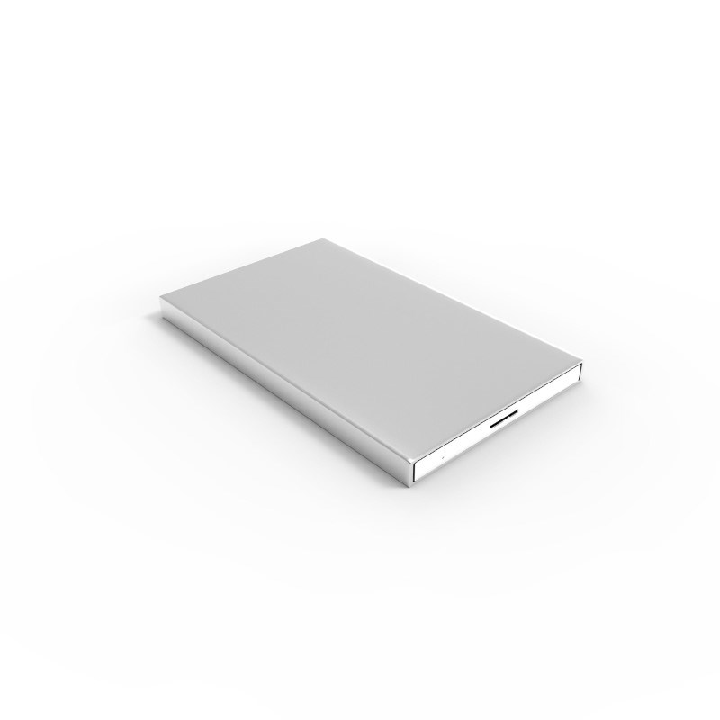 Hard Drive Alu 500 GB Zilver