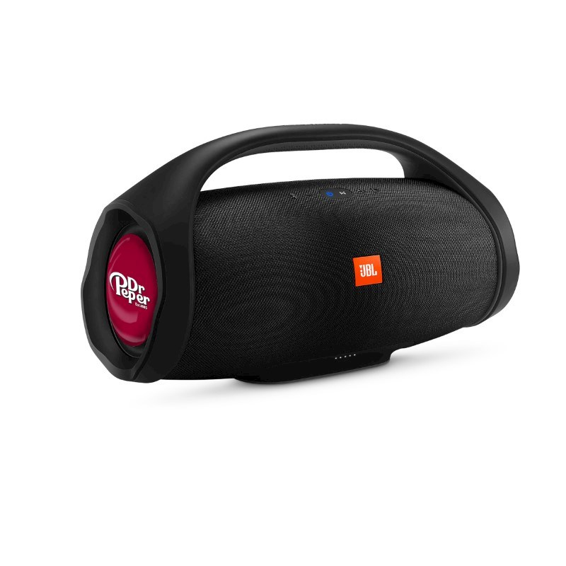 JBL Boombox Personalized Zwart met full color doming