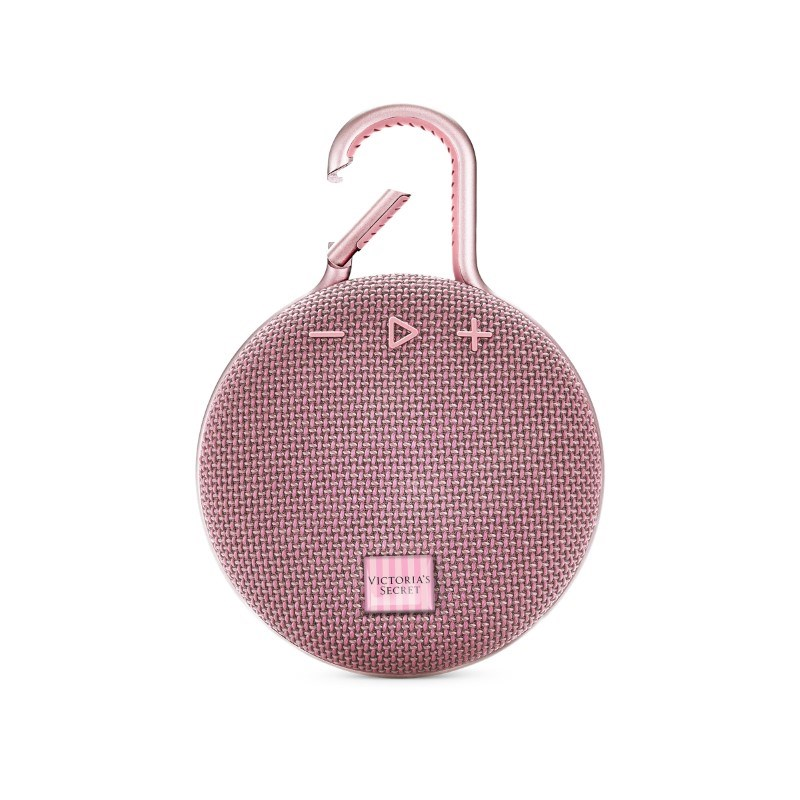 JBL Clip 3 Personalized Dusty Pink met full color doming