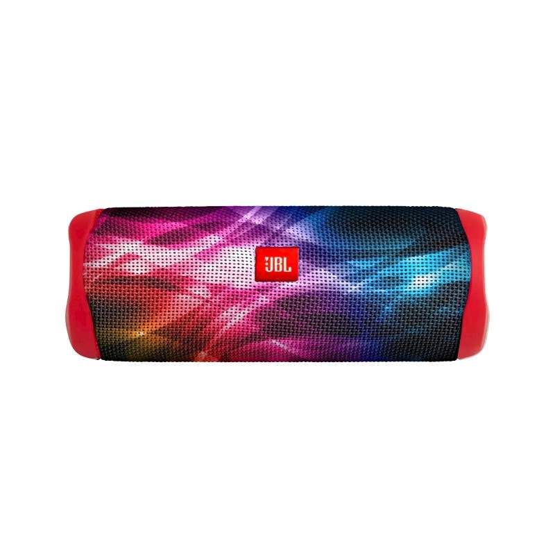 JBL Flip 5 Personalized Max Print Rood met bedrukking in full color