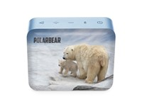 JBL Go 2 Personalized Icecube Cyan met full color doming