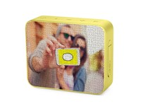 JBL Go 2 Personalized Lemonade Yellow met bedrukking in full color