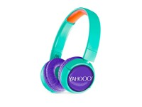 JBL On-Ear JR300BT Personalized Tropic Teal met full color doming