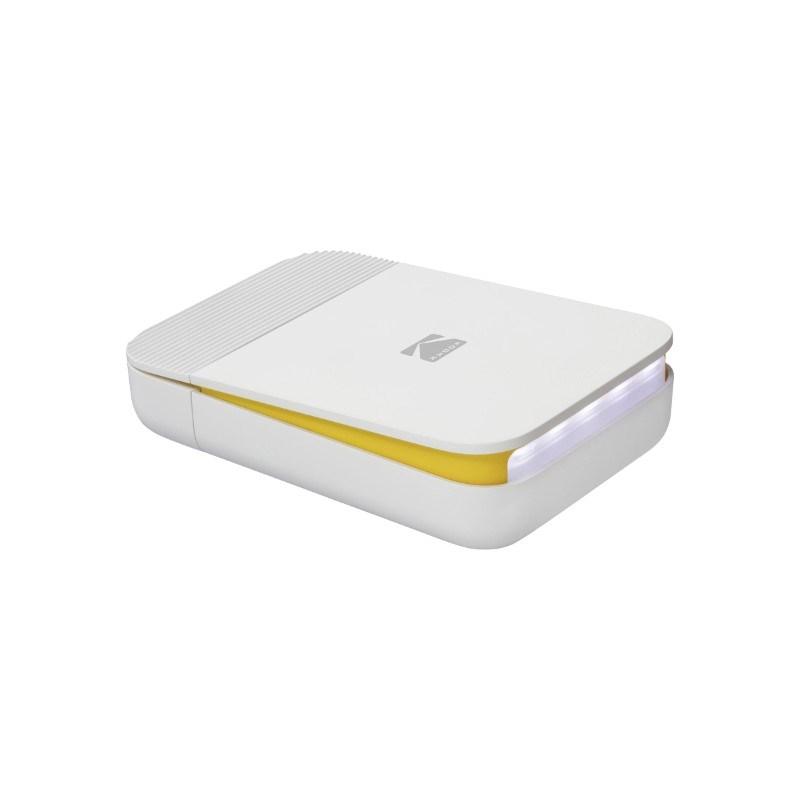 Kodak Smile Instant Digital Printer No personalization Wit