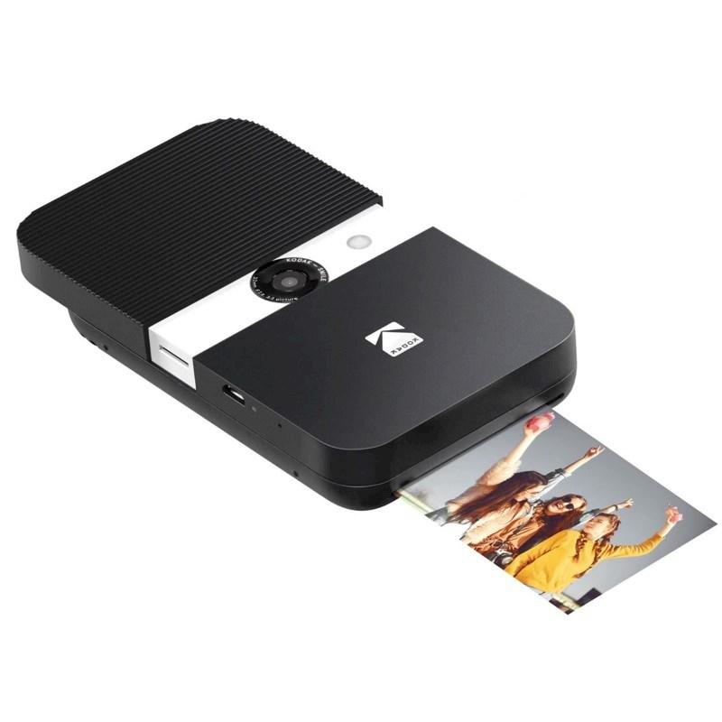 Kodak Smile Instant Print Digital Camera No personalization Zwart