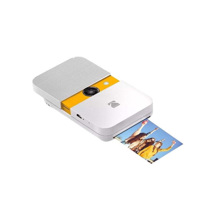 Kodak Smile Instant Print Digital Camera No personalization Wit