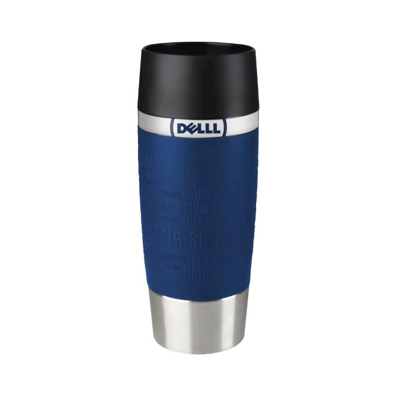 Tefal Travel Mug No personalization Blauw met bedrukking in full color