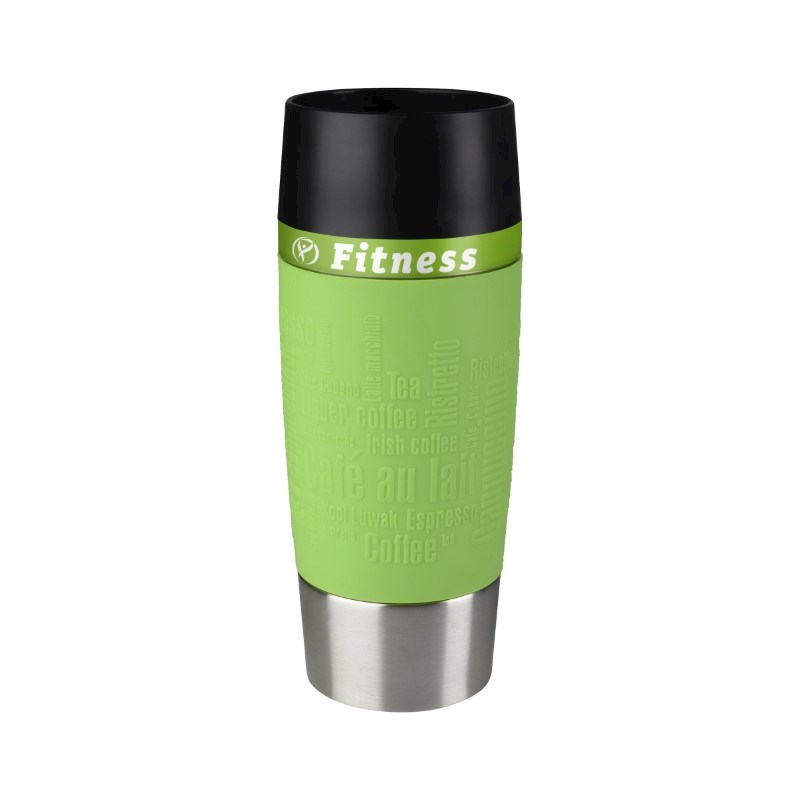 Tefal Travel Mug Max Print Limoengroen met bedrukking in full color