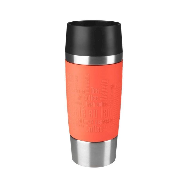 Tefal Travel Mug No personalization Red Peach