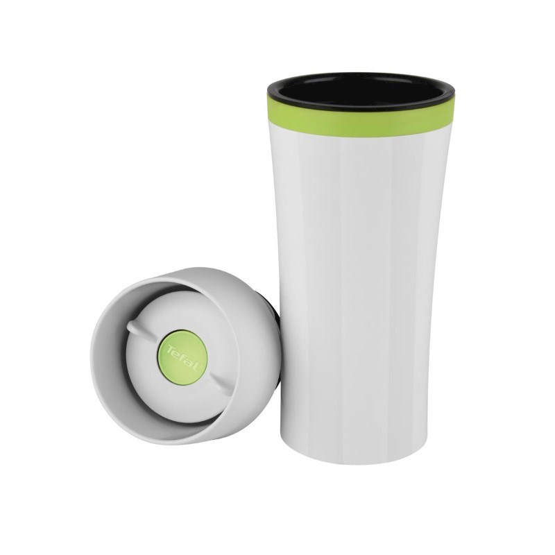 Tefal Travel Mug Fun No personalization Wit