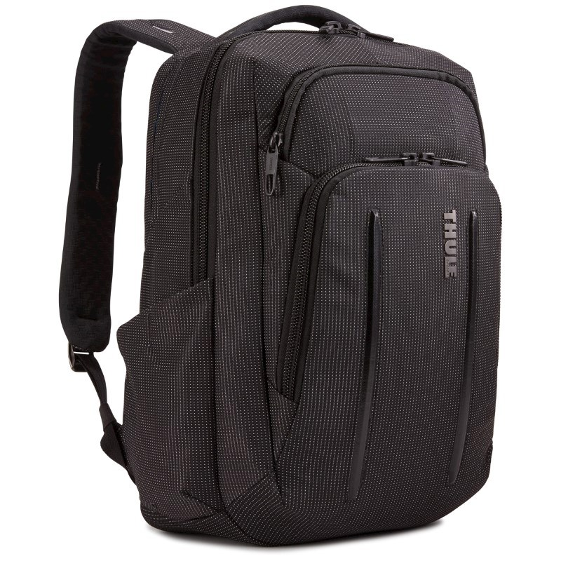 Thule Crossover 2 Backpack 20L Thermal print in full color Zwart