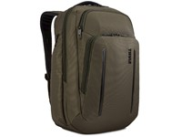 Thule Crossover 2 Backpack 30L Thermal print in full color Forest Night