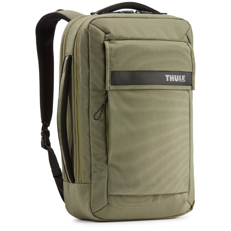Thule Paramount Backpack 16L Thermal print in full color Olivine