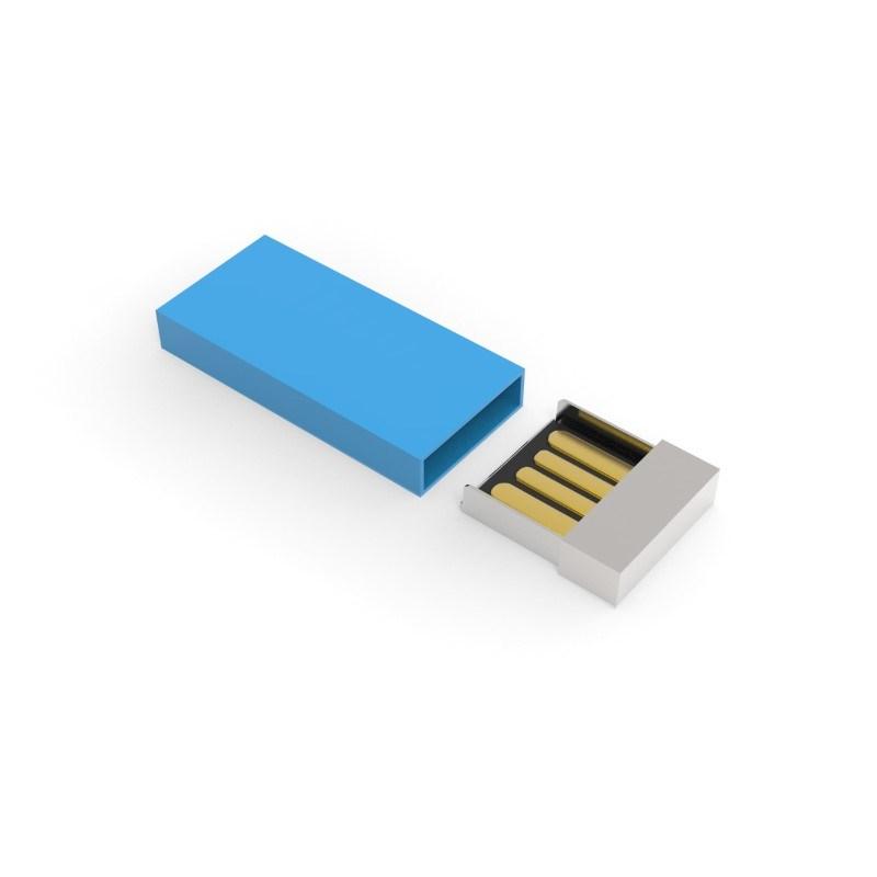 USB Stick Milan 128 GB Premium Kobaltblauw