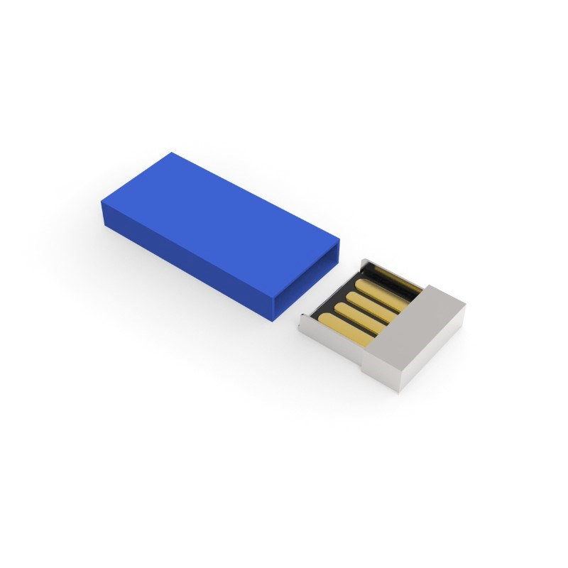 USB Stick Milan 2 GB Basic Donker blauw
