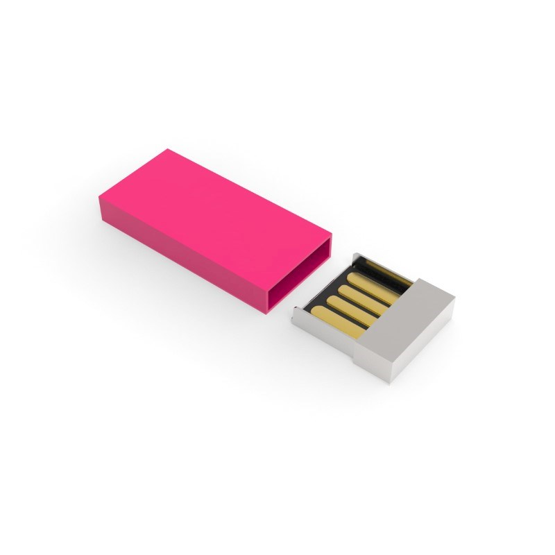 USB Stick Milan 2 GB Basic Fuchsia