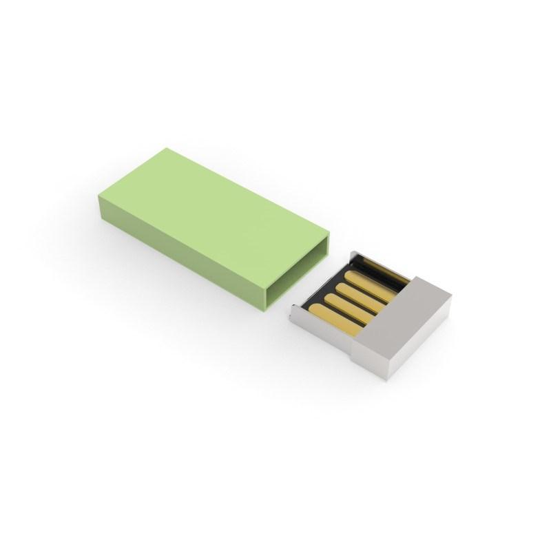 USB Stick Milan 128 GB Premium Limoengroen