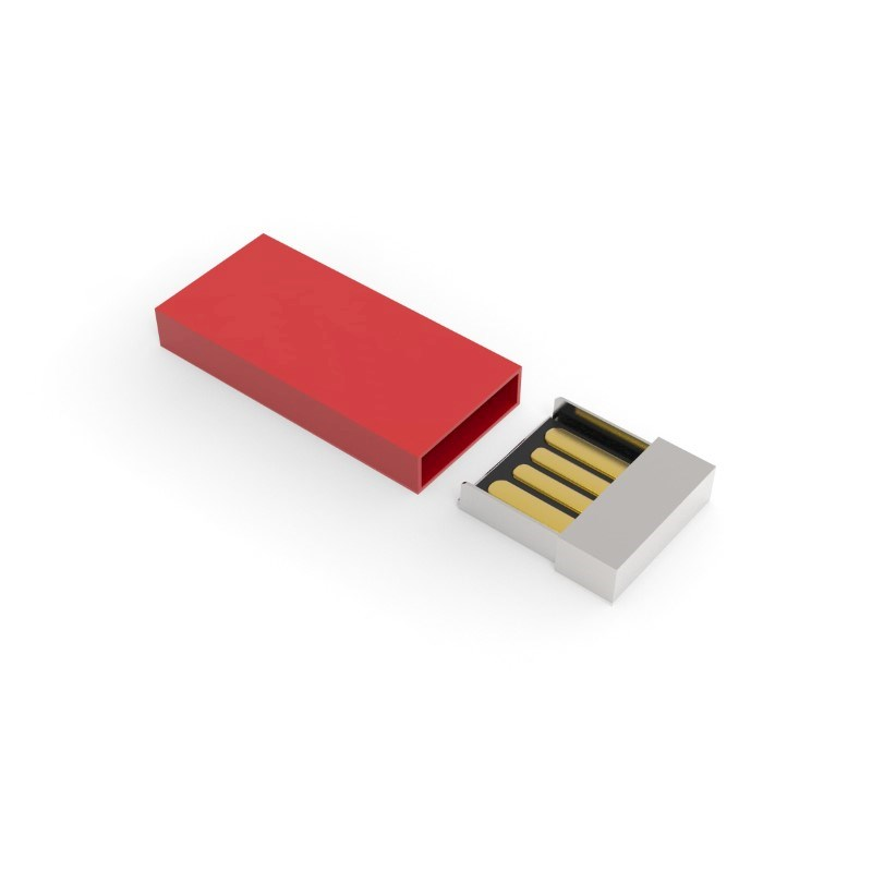 USB Stick Milan 2 GB Basic Rood