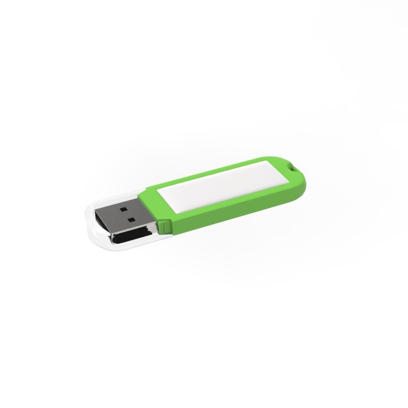 USB Stick Spectra 2 GB Basic Limoengroen