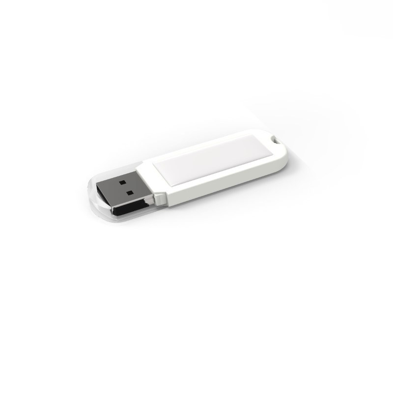 USB Stick Spectra 4 GB Premium Wit