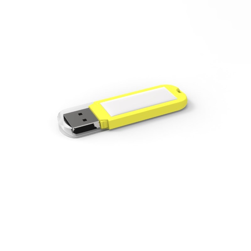 USB Stick Spectra 2 GB Basic Geel