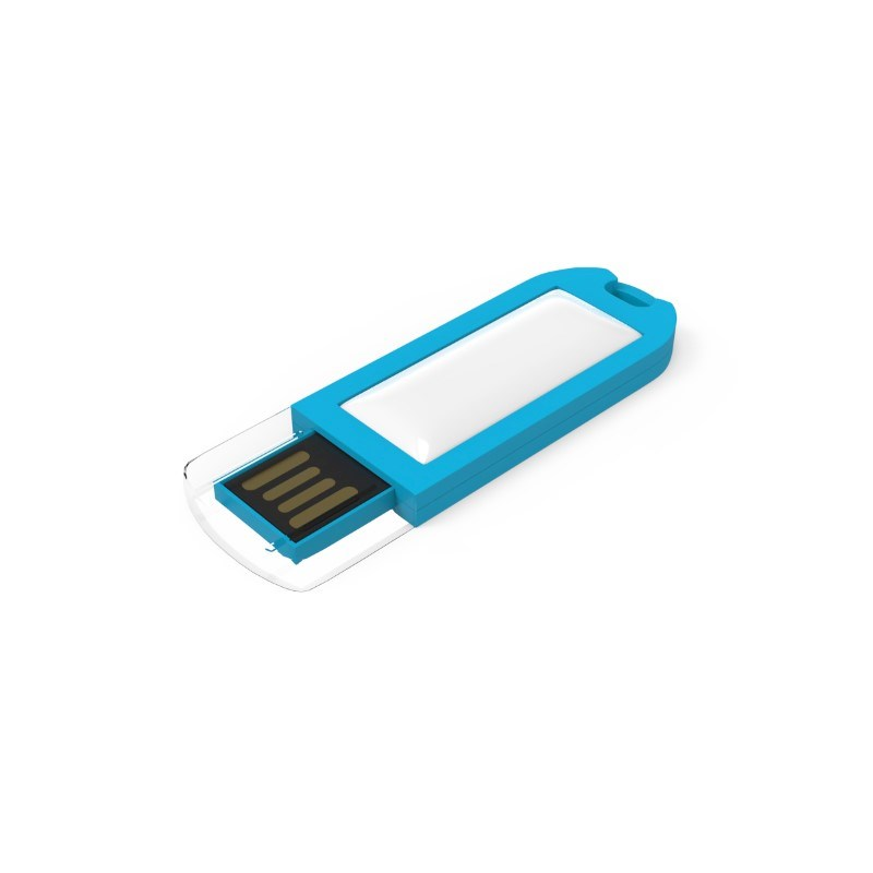 USB Stick Spectra V2 128 GB Premium Lichtblauw