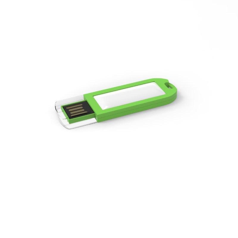 USB Stick Spectra V2 2 GB Basic Limoengroen