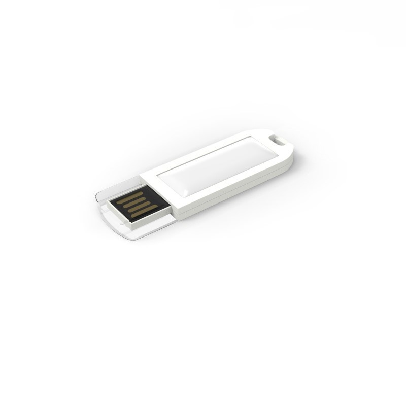 USB Stick Spectra V2 2 GB Premium Wit