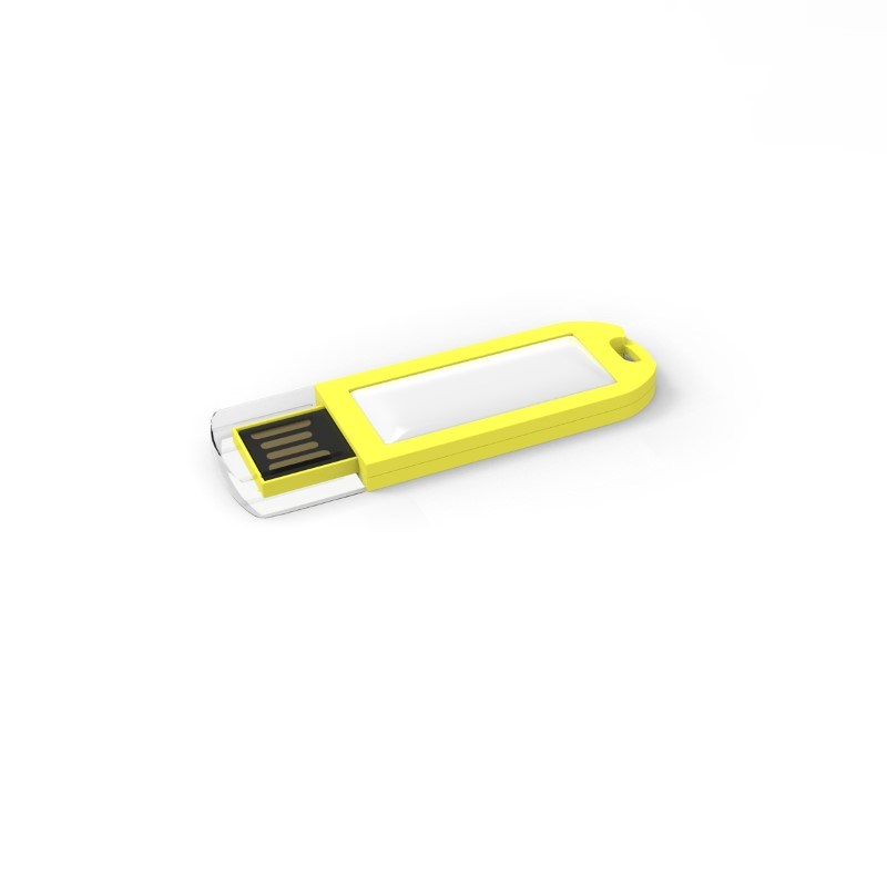 USB Stick Spectra V2 8 GB Basic Geel