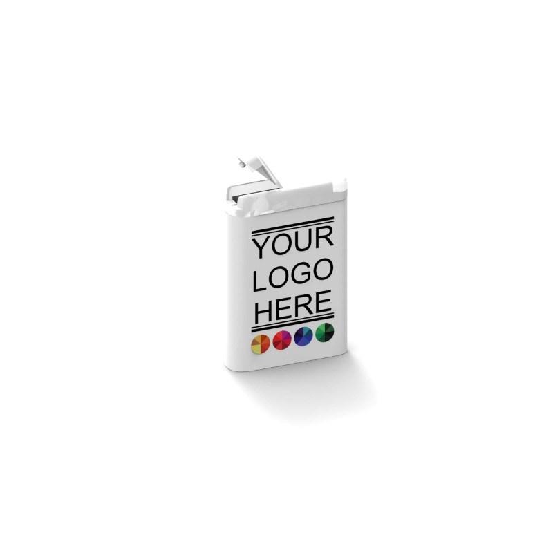 VIP Mints white box Print in full color Wit met bedrukking in full color