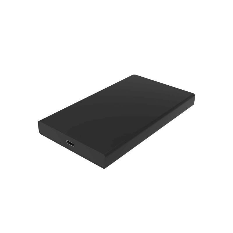 White Lake Pro External HDD 500GB Zwart