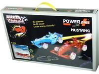 POWERplus Mustang Educatief Speelgoed Dynamo Racebaan