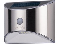 POWERplus Parakeet Solar PIR Sensor LED Buitenlamp