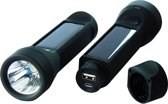 POWERplus Salamander Solar 3W LED zaklamp en Powerbank 2.400 mAh