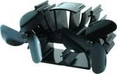 EcoSavers StoveFan Twin - warmte ventilator voor houtkachels