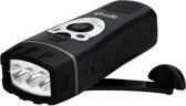 POWERplus Wolf Dynamo 3 LED Zaklamp met radio