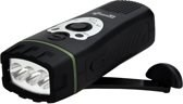 POWERplus Wolf Dynamo 3 LED Zaklamp met radio