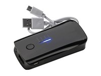 Powerbank 4000 mAh with USB port in a box