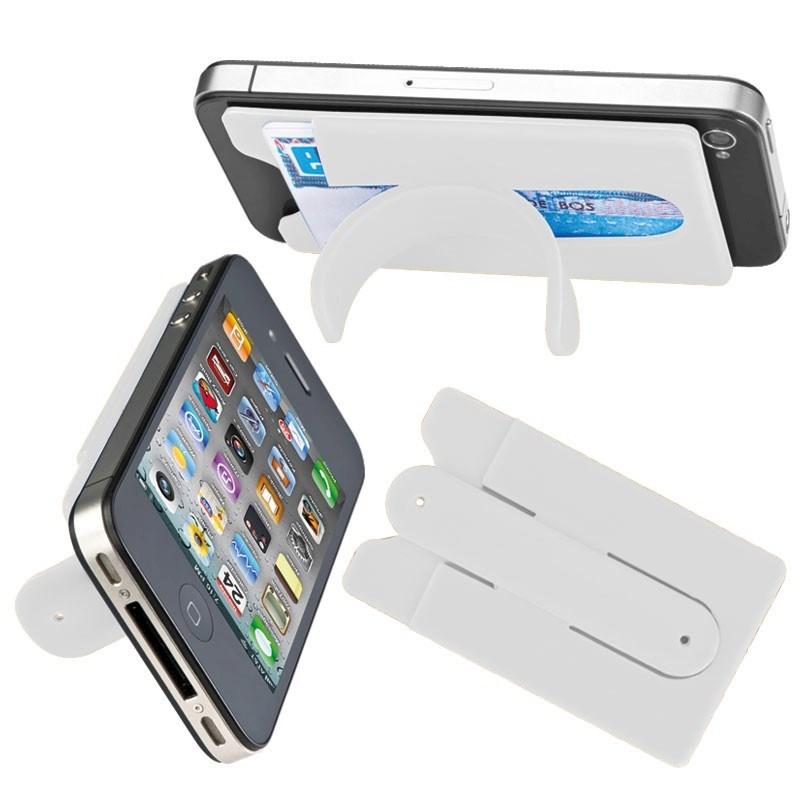 Smartphone hoesje met standaard Monte Carlo